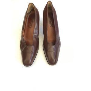 Coach Brown Dress Shoes